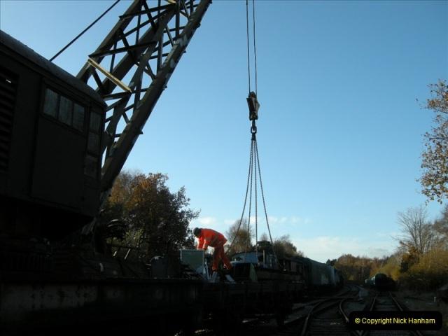 2008-11-12 Mor SR P-Way work.  (90)0562