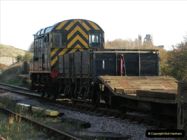 2008-11-12 Mor SR P-Way work.  (91)0563