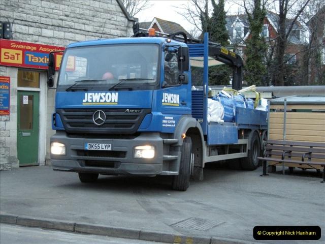 2009-01-07 SR Engineering work driving 08.  (1)0649