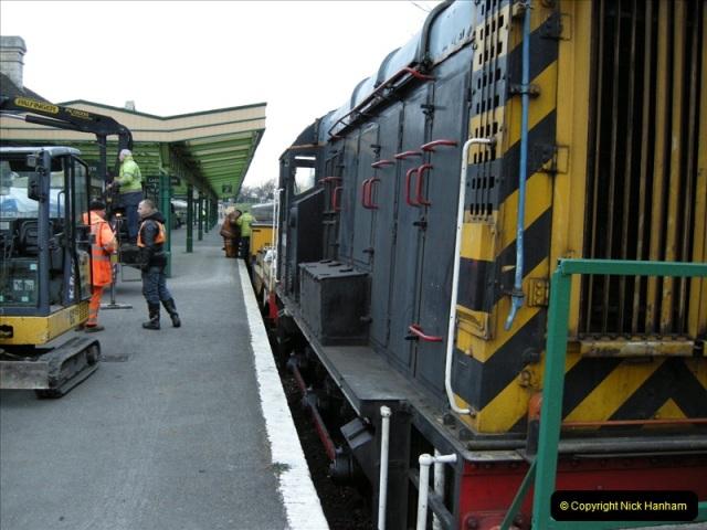2009-01-07 SR Engineering work driving 08.  (2)0650