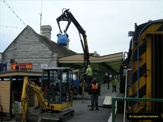 2009-01-07 SR Engineering work driving 08.  (9)0657