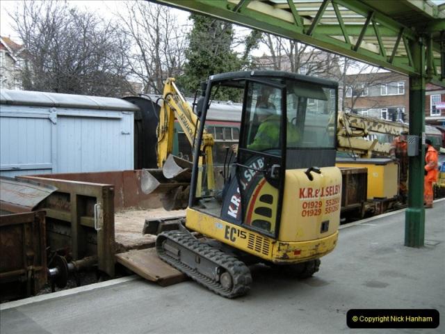 2009-01-07 SR Engineering work driving 08.  (11)0659