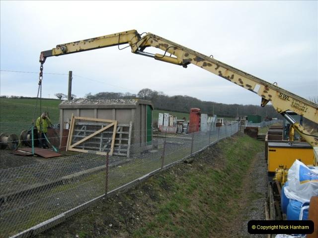 2009-01-07 SR Engineering work driving 08.  (15)0663
