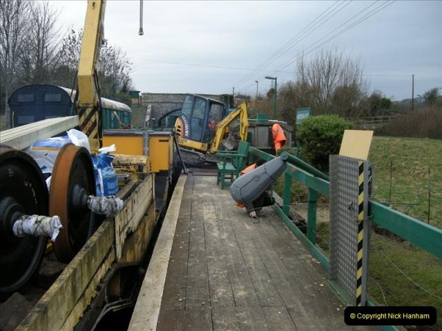 2009-01-07 SR Engineering work driving 08.  (17)0665