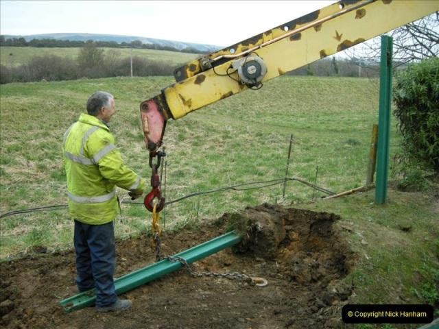 2009-01-07 SR Engineering work driving 08.  (19)0667