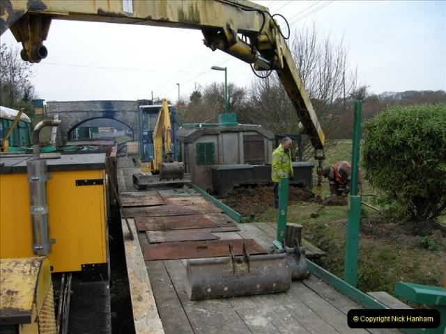 2009-01-07 SR Engineering work driving 08.  (20)0668