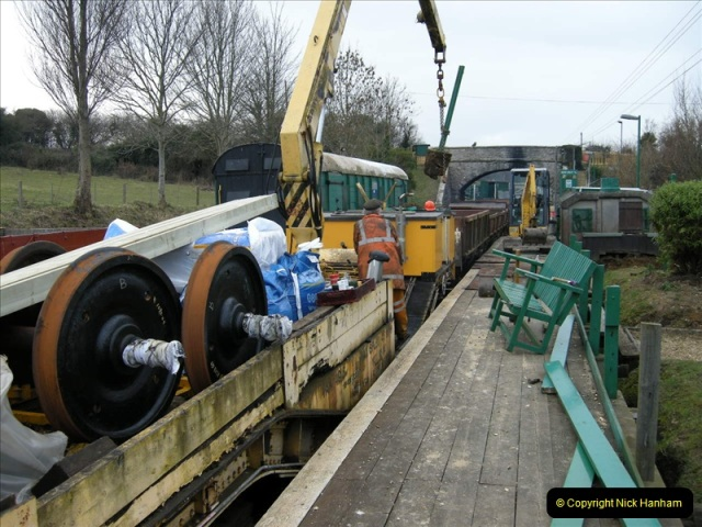 2009-01-07 SR Engineering work driving 08.  (28)0676