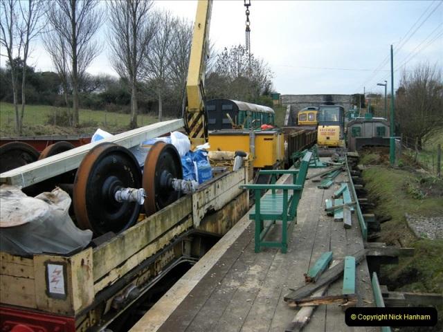 2009-01-07 SR Engineering work driving 08.  (33)0681