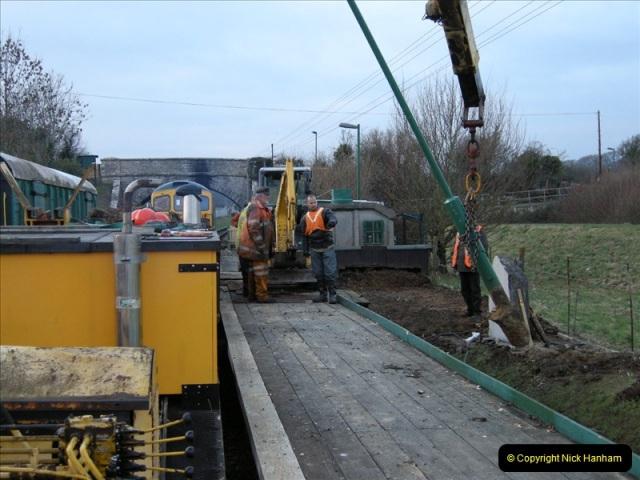 2009-01-07 SR Engineering work driving 08.  (39)0687