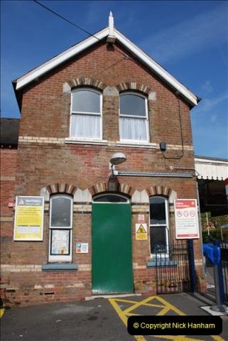 2009-05-02 Parkstone Station, Dorset & Tangmere (2)0025