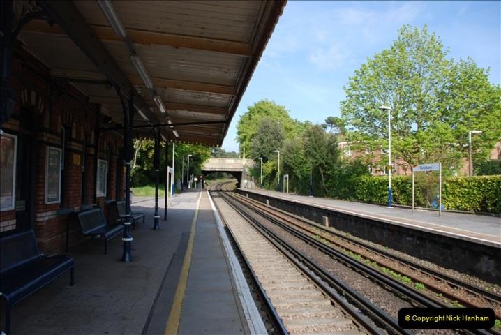 2009-05-02 Parkstone Station, Dorset & Tangmere (7)0030