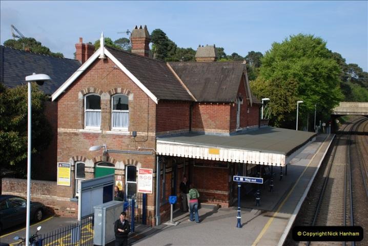 2009-05-02 Parkstone Station, Dorset & Tangmere (23)0046