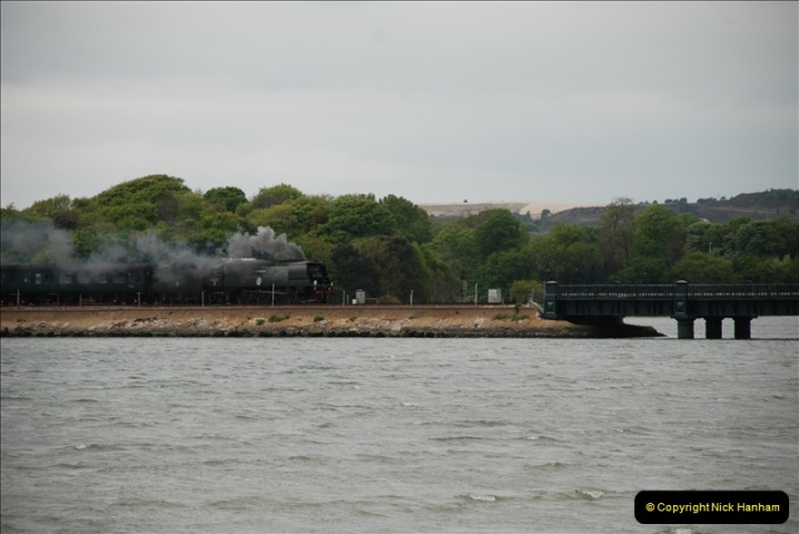 2009-05-04 SR visit Tangmere @ Holes Bay, Dorset.  (10)0122