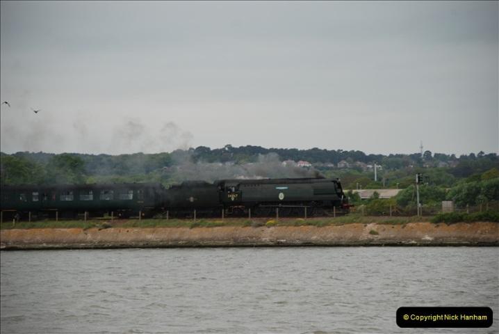 2009-05-04 SR visit Tangmere @ Holes Bay, Dorset.  (17)0129