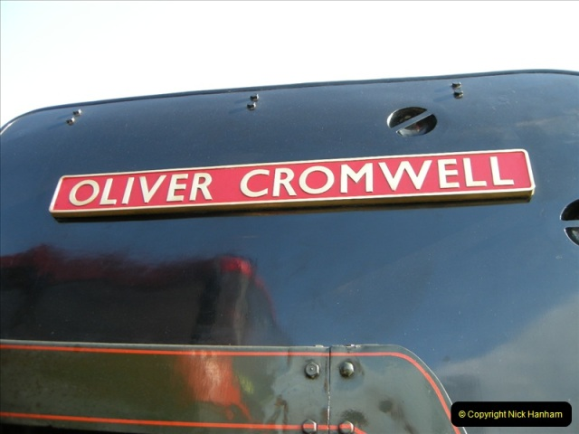 2009-05-24 Oliver Cromwell @ Swanage.  (11)0319