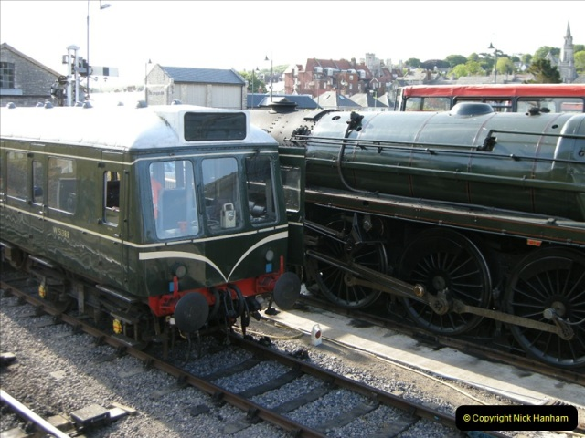 2009-05-24 Oliver Cromwell @ Swanage.  (23)0331