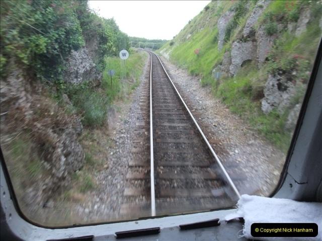 2009-06-19 Late turn DMU.  (25)0570