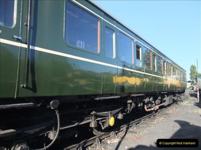 2009-08-18 The Swanage Railway.  (1)0745