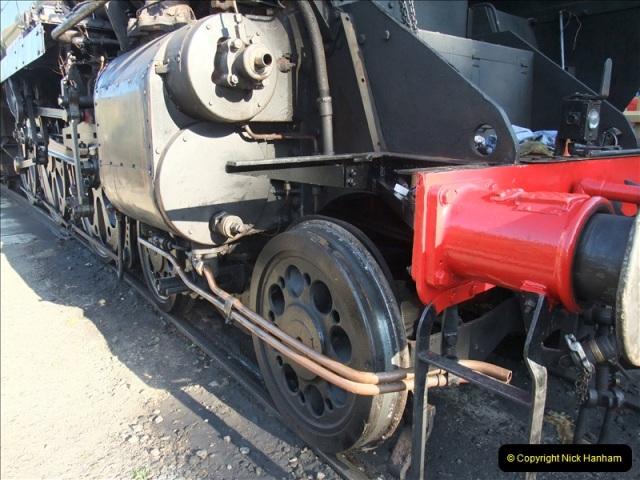2009-08-18 The Swanage Railway.  (5)0749