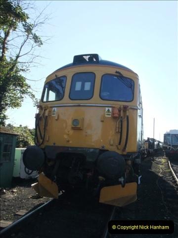 2009-08-18 The Swanage Railway.  (8)0752