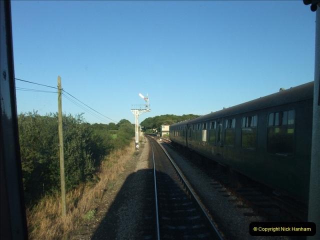 2009-08-18 The Swanage Railway.  (16)0760