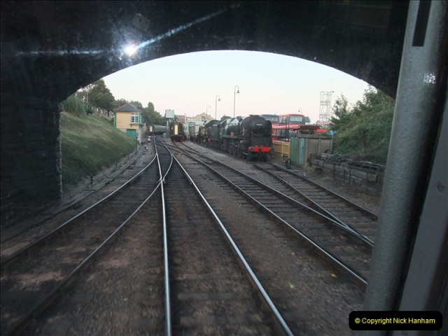 2009-08-18 The Swanage Railway.  (18)0762