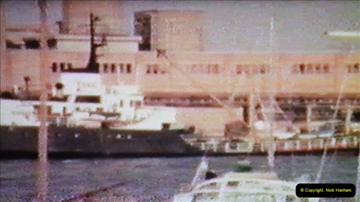 1965 Poole. Very poor quality images taken from 8mm movie film. For historic value.  (10)10