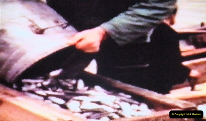 1965 Poole. Very poor quality images taken from 8mm movie film. For historic value.  (15)15