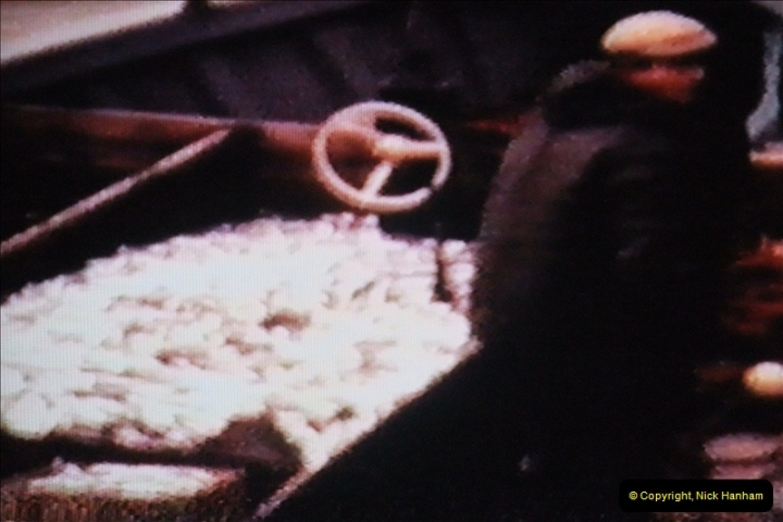 1965 Poole. Very poor quality images taken from 8mm movie film. For historic value.  (16)16