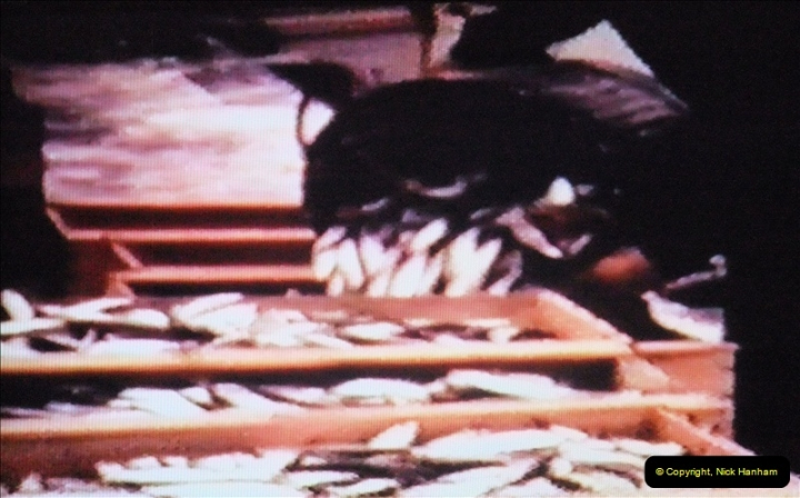 1965 Poole. Very poor quality images taken from 8mm movie film. For historic value.  (19)19