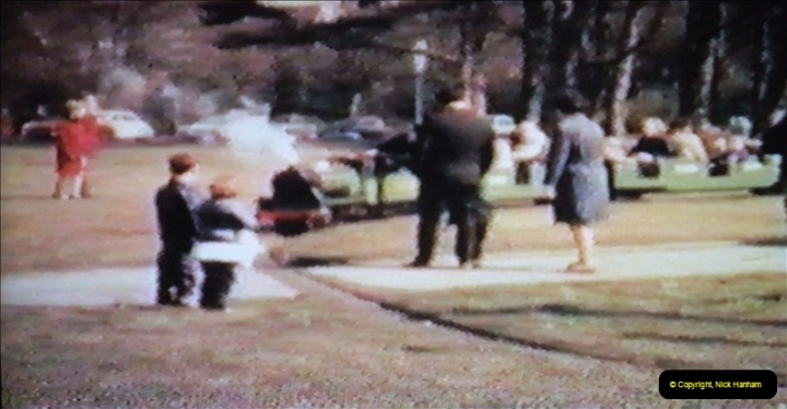 1965 Poole. Very poor quality images taken from 8mm movie film. For historic value.  (28)28