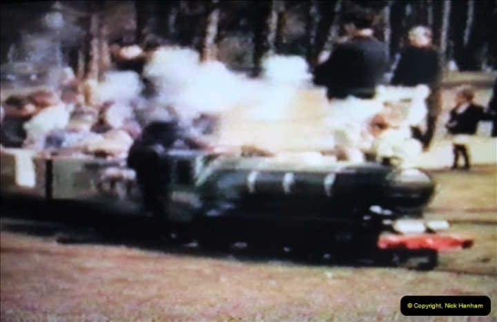 1965 Poole. Very poor quality images taken from 8mm movie film. For historic value.  (29)29