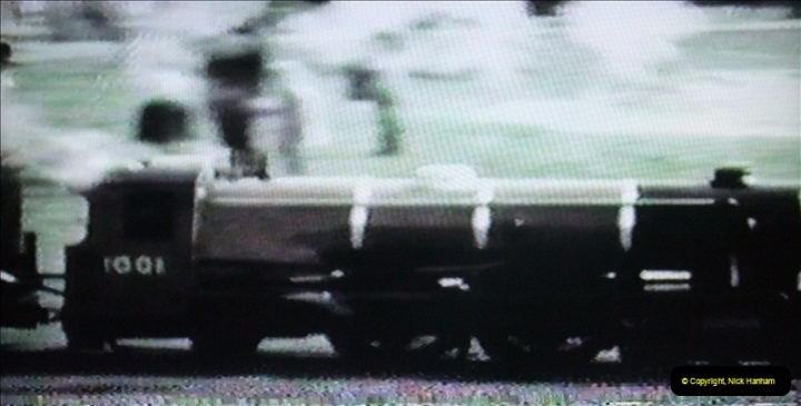 1965 Poole. Very poor quality images taken from 8mm movie film. For historic value.  (31)31