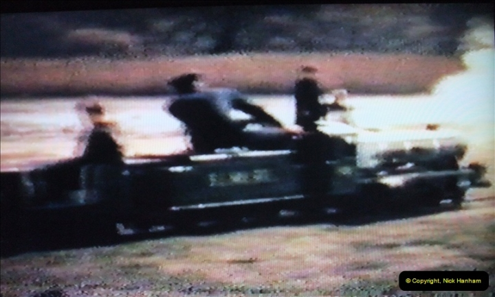 1965 Poole. Very poor quality images taken from 8mm movie film. For historic value.  (32)32