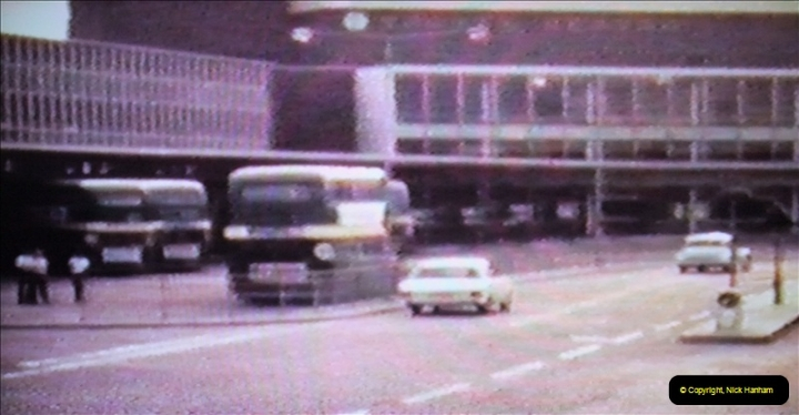1965 Poole. Very poor quality images taken from 8mm movie film. For historic value.  (42)42