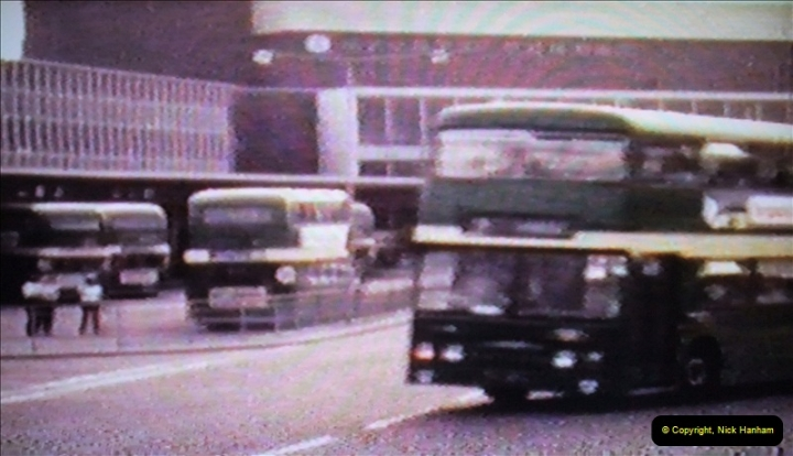 1965 Poole. Very poor quality images taken from 8mm movie film. For historic value.  (44)44