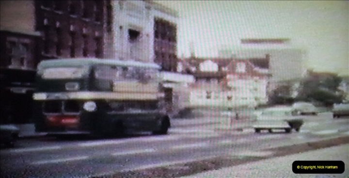 1965 Poole. Very poor quality images taken from 8mm movie film. For historic value.  (48)48