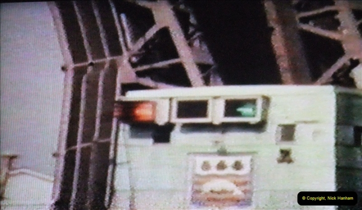 1965 Poole. Very poor quality images taken from 8mm movie film. For historic value.  (7)07