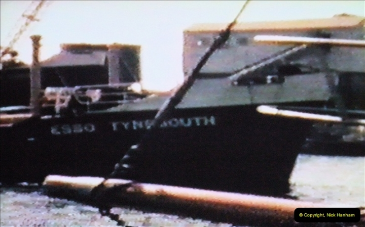 1965 Poole. Very poor quality images taken from 8mm movie film. For historic value.  (8)08