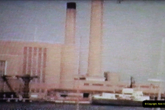1965 Poole. Very poor quality images taken from 8mm movie film. For historic value.  (11)11