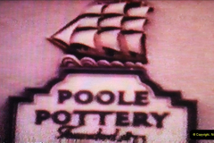1965 Poole. Very poor quality images taken from 8mm movie film. For historic value.  (23)23
