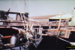 1965 Poole. Very poor quality images taken from 8mm movie film. For historic value.  (3)03
