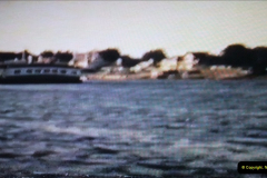 1965 Poole. Very poor quality images taken from 8mm movie film. For historic value.  (34)34