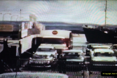 1965 Poole. Very poor quality images taken from 8mm movie film. For historic value.  (39)39