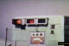 1965 Poole. Very poor quality images taken from 8mm movie film. For historic value.  (4)04