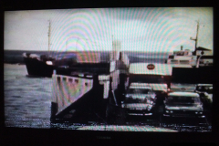 1965 Poole. Very poor quality images taken from 8mm movie film. For historic value.  (40)40