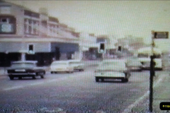 1965 Poole. Very poor quality images taken from 8mm movie film. For historic value.  (45)45