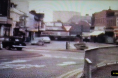 1965 Poole. Very poor quality images taken from 8mm movie film. For historic value.  (46)46