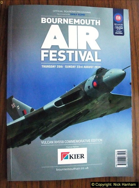 Bournemouth  Air Festival 27 August 2015