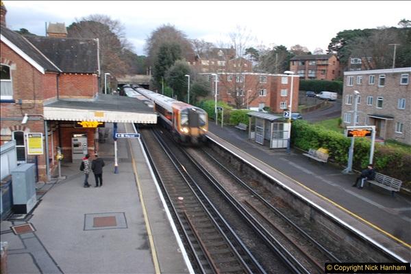 2017-11-29 Parkstone Station, Parkstone, Poole, Dorset.  (13)229
